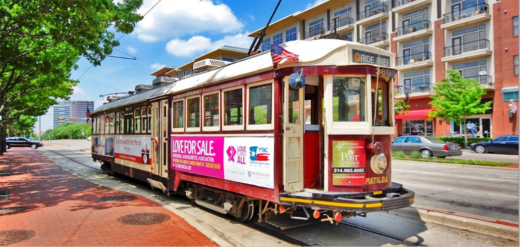 Uptown Trolley